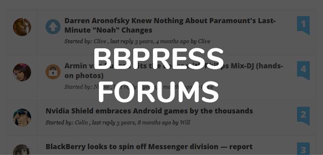 CommunityJunction - BuddyPress Theme - 9